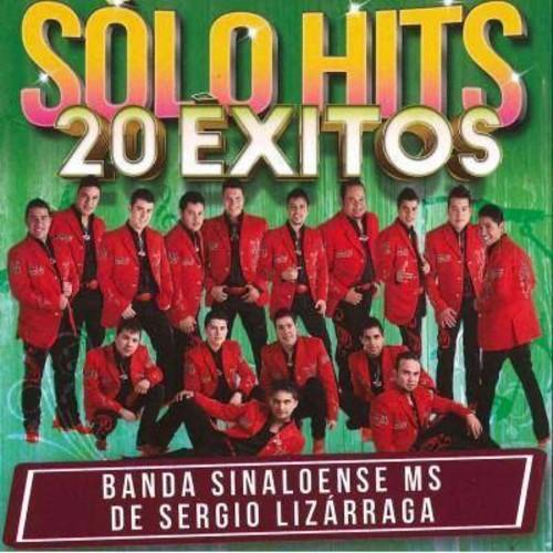 Banda Sinaloense Ms - Solo Hits 20 Exitos (CD)