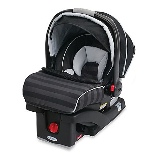 Graco SnugRide Click Connect 35 Infant Car Seat in Rockweave