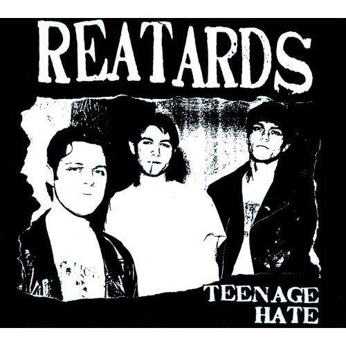 Teenage Hate [CD] [PA]