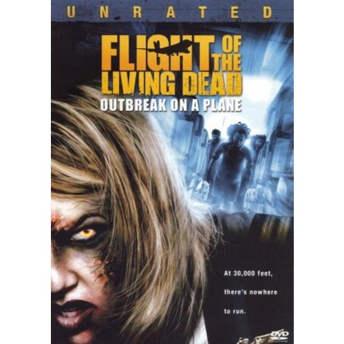 Flight of the Living Dead: Outbreak on a Plane (dvd_video)