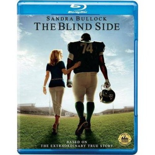 The Blind Side [Blu-ray]: Sandra Bullock, Tim McGraw, Kathy Bates, Quinton Aaron, Lily Collins, Jae Head, John Lee Hancock: Movies & TV