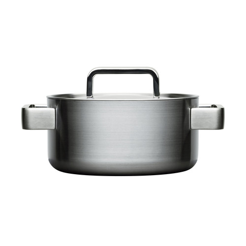 Tools Casserole with Lid [Finish : Brushed Stainless Steel]