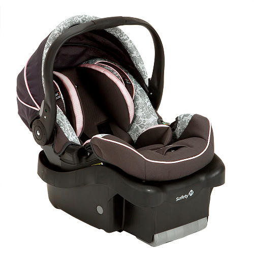 Safety 1st onBoard 35 Air+ Infant Car Seat - Serenity