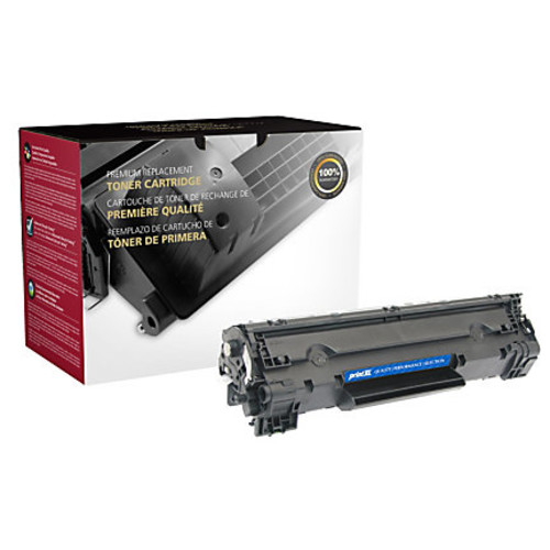 Clover Technologies Group 200809P (HP 83X / CF283X) High-Yield Remanufactured Black Toner Cartridge