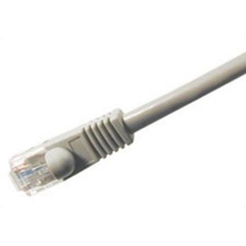 50FTT CAT6 GRAY SNAGLESS PATCH CABL STANDARD SERIES LIFETIME WARR