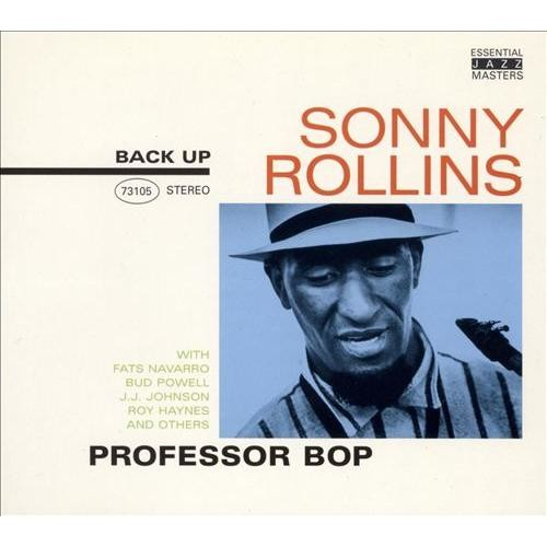 Professor Bop [CD]