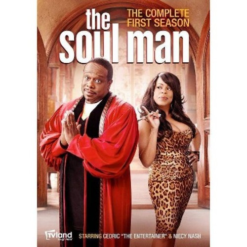 The Soul Man: The Complete First Season (2 Discs) (dvd_video)