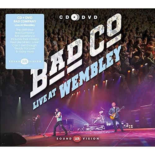 Live at Wembley [CD & DVD]
