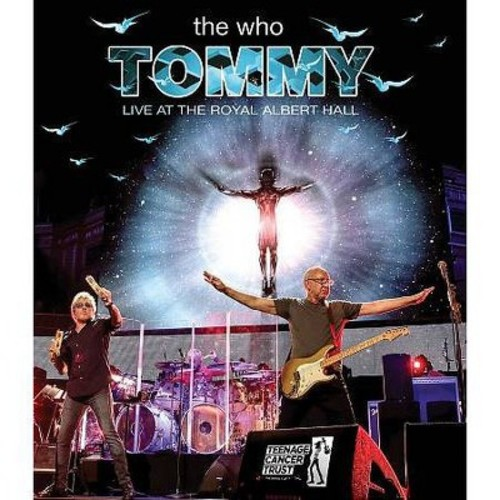 Tommy Live At The Royal Albert Hall (DVD)