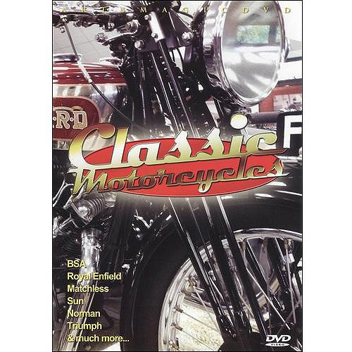 Classic Motorcycles [DVD] [English] [2006]