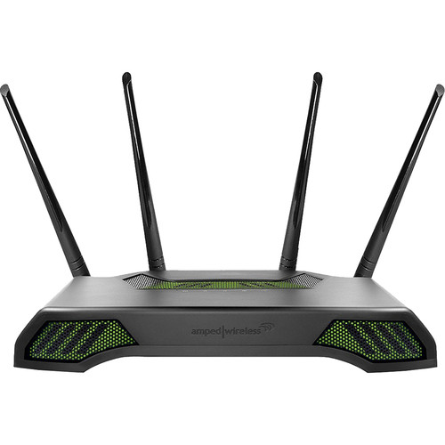 Amped Wireless High Power Wi-Fi Router - RTA1900