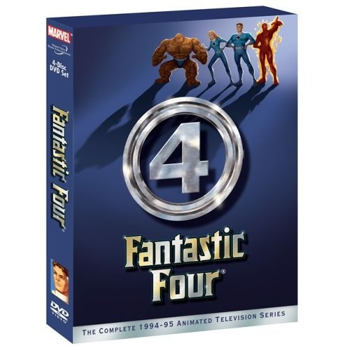 The Fantastic Four (DVD)