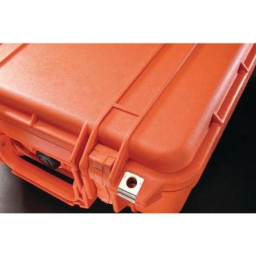Pelican Case with Pick N Pluck Foam, Orange