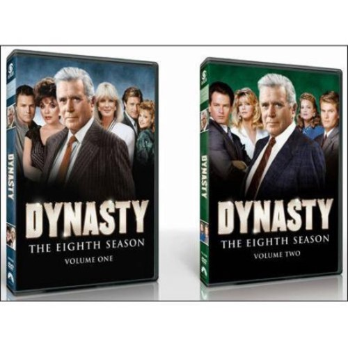 Dynasty: The Eighth Season [7 Discs] [DVD]