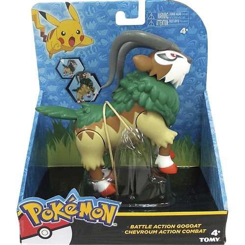 Pokmon - Action Feature Figure
