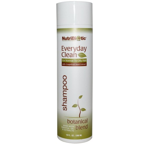 Everyday Clean Shampoo Nutribiotic 10 oz Liquid