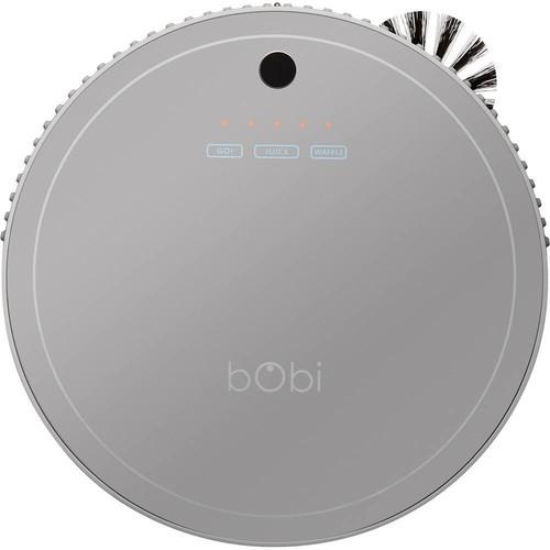 bObsweep - bObi Pet Robot Vacuum - Silver