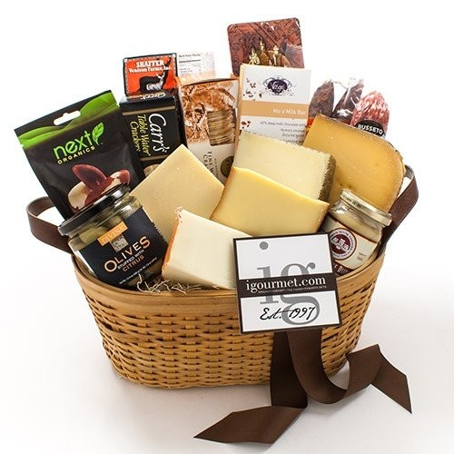 Everything for Him Premier Gift Basket (8.6 pound)