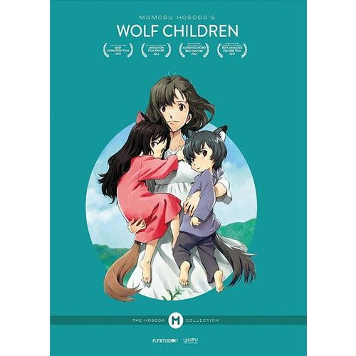 Wolf Children: The Hosoda Collection [Blu-ray/DVD] [3 Discs] [2012]