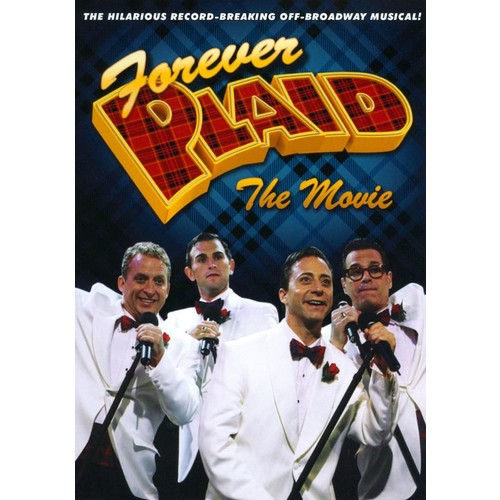 Forever Plaid [DVD] [2008]