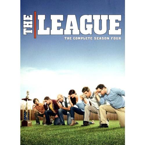 The League: The Complete Season Four [2 Discs] [DVD]
