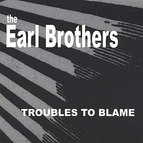 Troubles to Blame [CD]