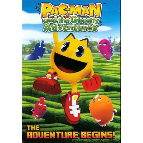 Pac-Man and the Ghostly Adventures: The Adventure Begins [DVD]