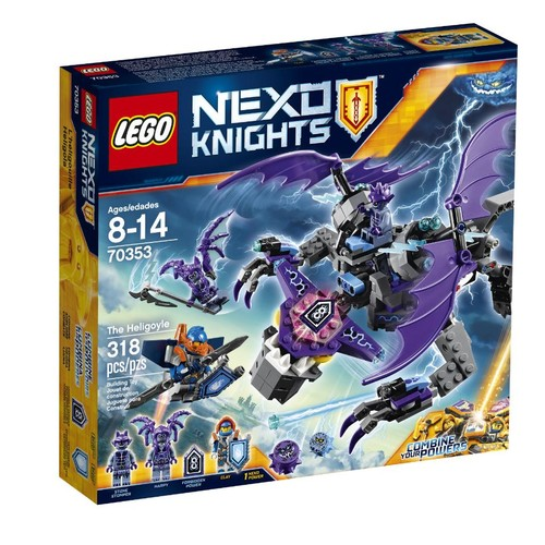 LEGO Nexo Knights The Heligoyle (70353)