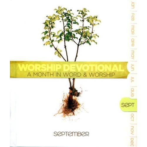 Worship Devotional - September [CD]