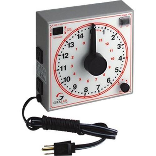 GraLab 173 15-Hour Timer, 240V, 50Hz 7-173-250R