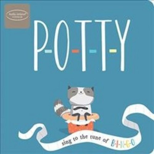 P-O-T-T-Y (Hardcover) (Heather Brown)