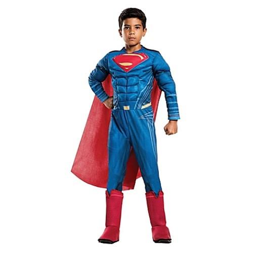 Batman v Superman: Superman Deluxe Large Halloween Costume