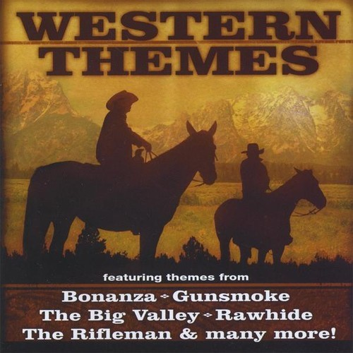 Western Themes: Famous Music from Classic Westerns [CD]