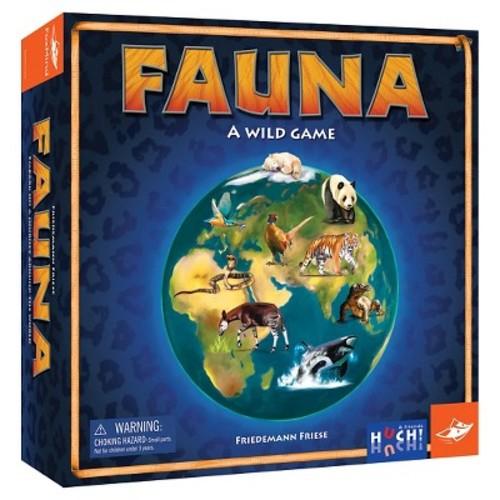 FoxMind Fauna Game