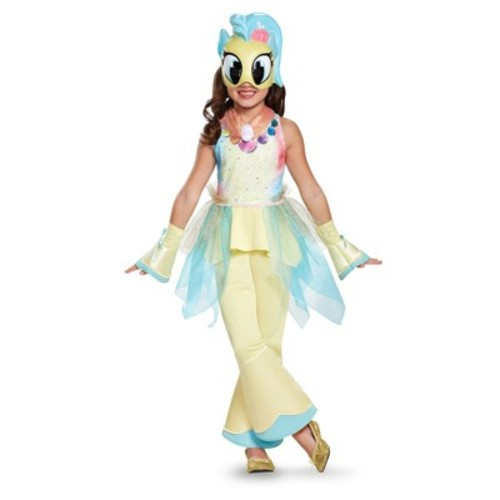 Girls' My Little Pony Princess Skystar Deluxe Child Costume