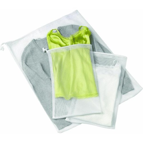 Honey Can Do 3-Piece Laundry Washing Bag - LBG-01148