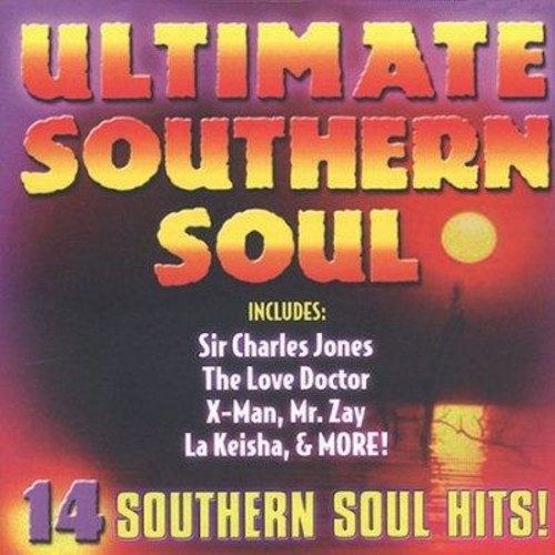 Various - Ultimate Southern Soul