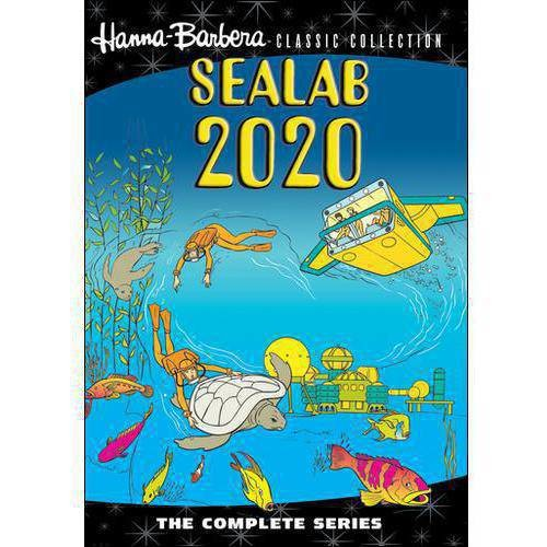Hanna-Barbera Classic Collection: Sealab 2020 - The Complete Series [2 Discs] [DVD]