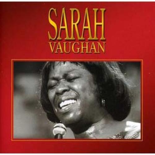 Sarah Vaughan [Fast Forward] By Sarah Vaughan (Audio CD)