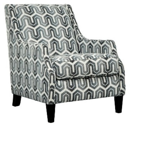 Accent Chairs Gunmetal - Signature Design by Ashley
