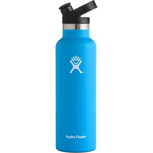 Hydro Flask 21oz Standard Water Bottle with Sport Cap
