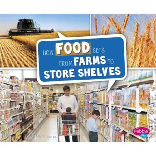 How Food Gets from Farms to Store Shelves (Paperback)