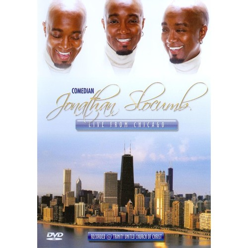 Jonathan Slocumb: Live from Chicago [DVD] [2010]