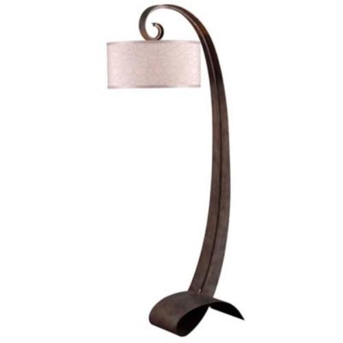 Kenroy Home Remy Floor Lamp in Bronze
