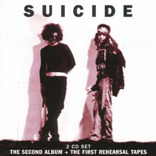 SUICIDE - SECOND ALBUM + THE FIRST