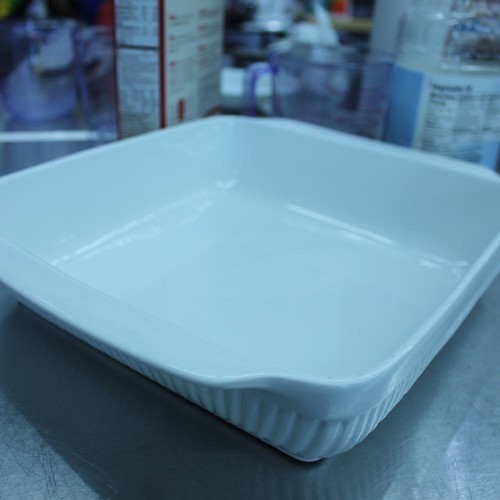 BergHOFF Bianco 11.25 in. x 10.25 in. Square Baking Dish