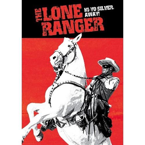 Lone Ranger - Hiyo Silver Away