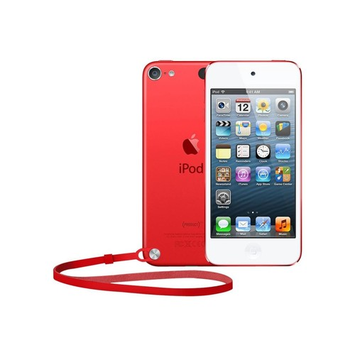 Apple iPod touch 5G 32 GB Red Flash Portable Media Player