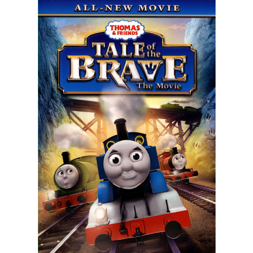 Thomas & Friends: Tale of the Brave - The Movie [DVD]