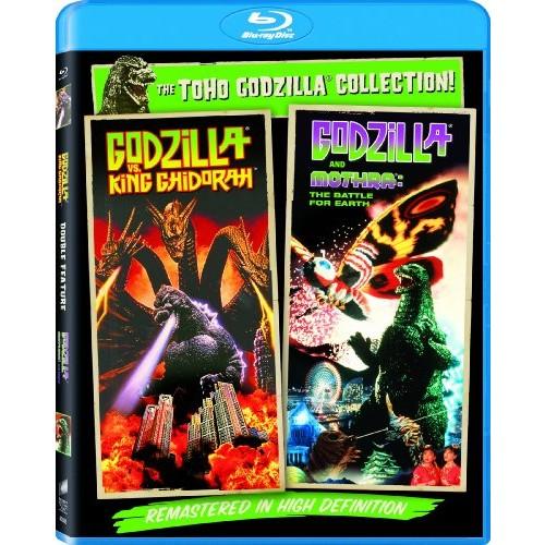 Godzilla Vs. King Ghidorah / Godzilla Vs. Mothra